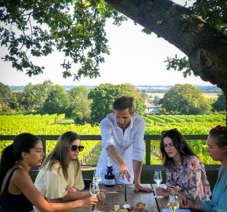 Wine Tours of Kent and Sussex, food and wine pairing, beer and cider