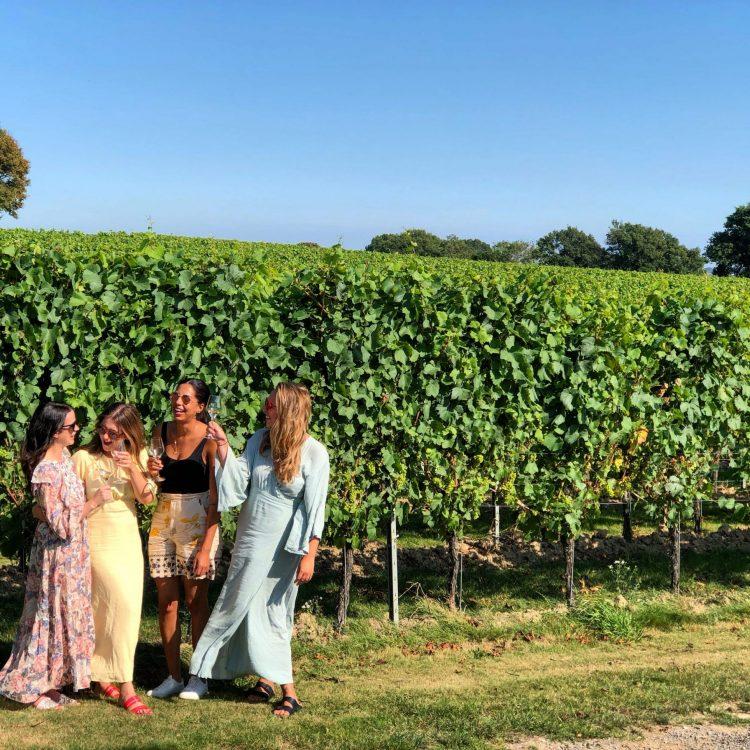 Kent Wine Tour English Vineyards Sparkling Wine