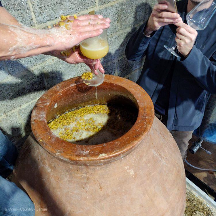 Natural English Wine & Food Tour Petnat Kent Sussex